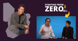 Starting From Zero - Fred Lam - Robert Kiyosaki