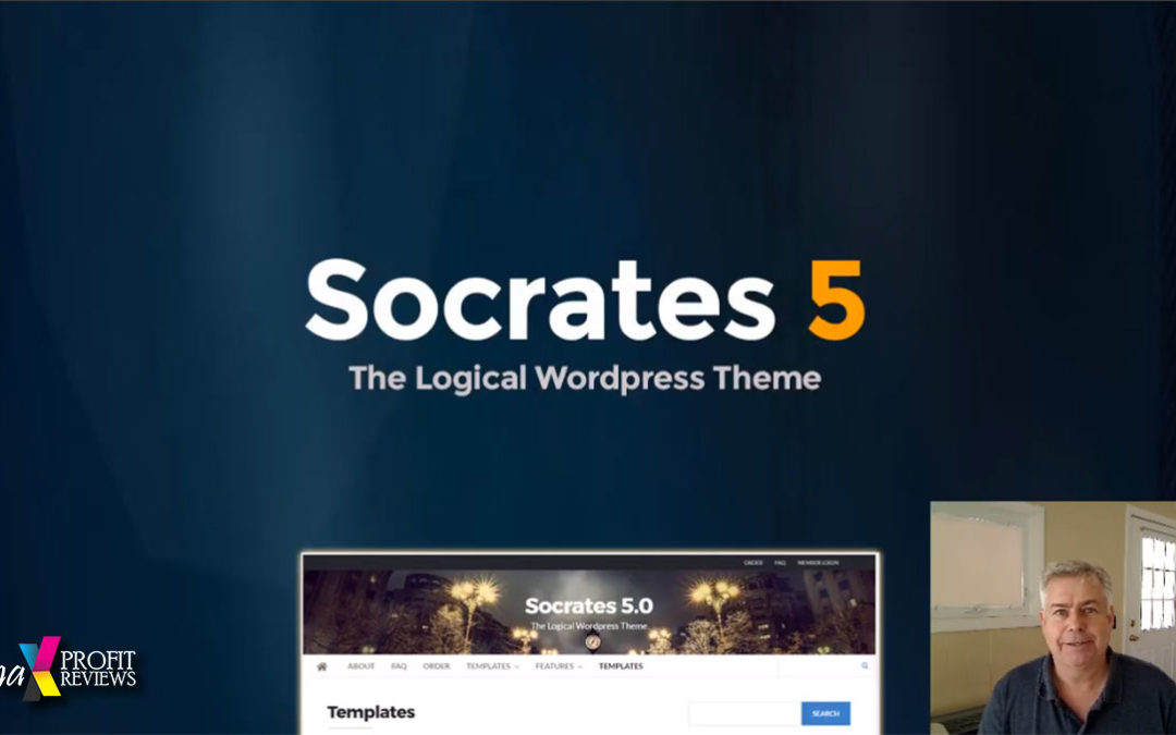 Socrates Theme or How Can Life Get Easier With WordPress