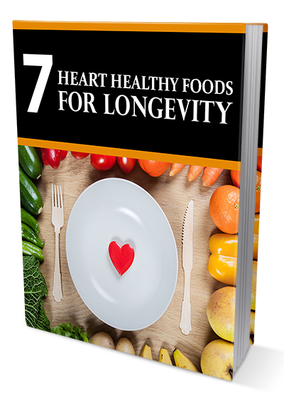 7 Heart Healthy Food For Longevity