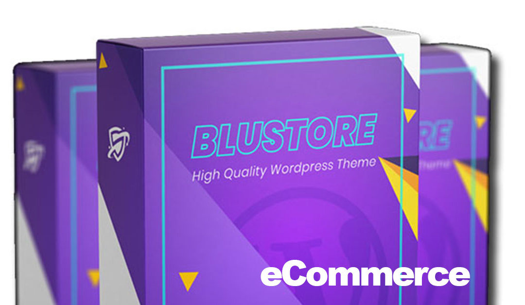 Blustore Ecommerce WordPress Theme Review