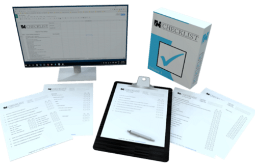 IM Checklist Review – Over 395 Marketing Checklists