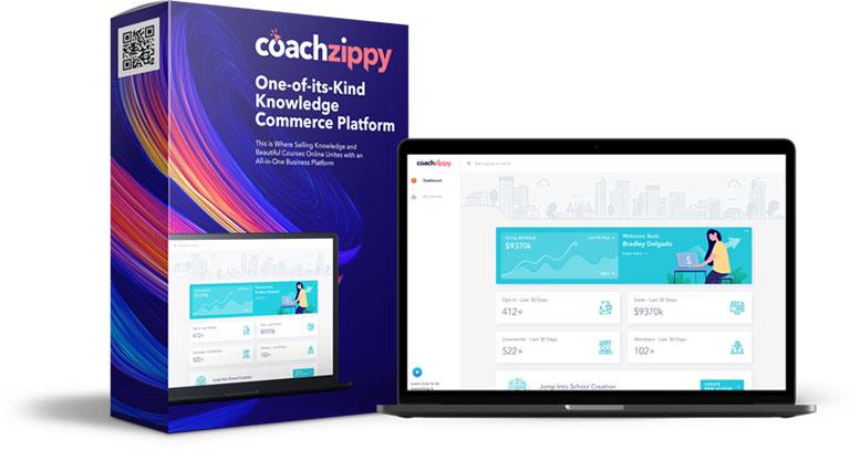 CoachZippy Review Box