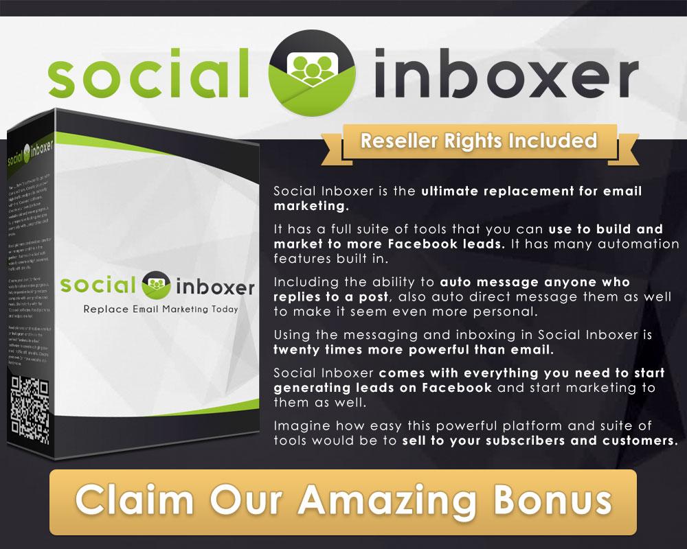 Sqribble Bonus #8 - Social Inboxer