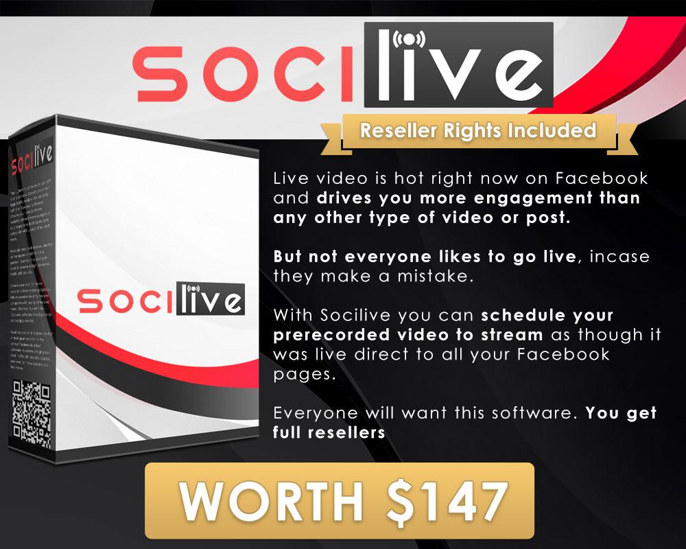 Sqribble Bonus #7 - SociLive
