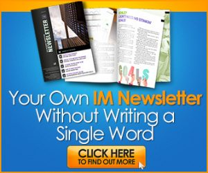 Internet Marketing Newsletter