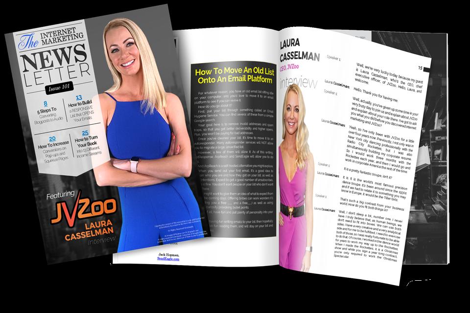 Internet Marketing Newsletter PLR