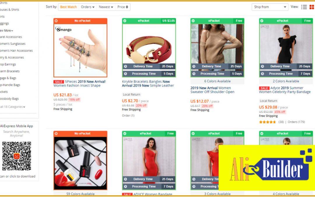 AliBuilder – AliExpress Dropshiping WordPress Plugin Review