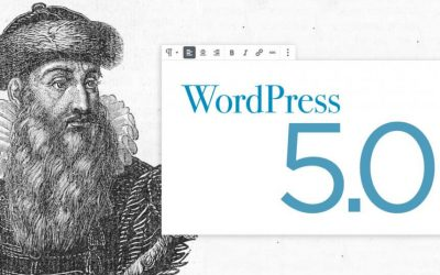 WordPress 5 and Gutenberg – Expert Editing