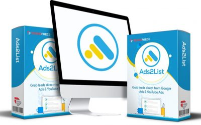 Ads2List – Let Google build your email list – Google Ads Unlimited Lead Generation