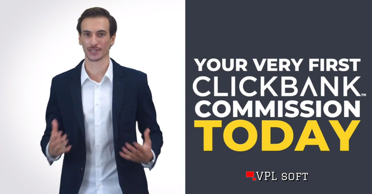 Clickbank University - Your first commission today