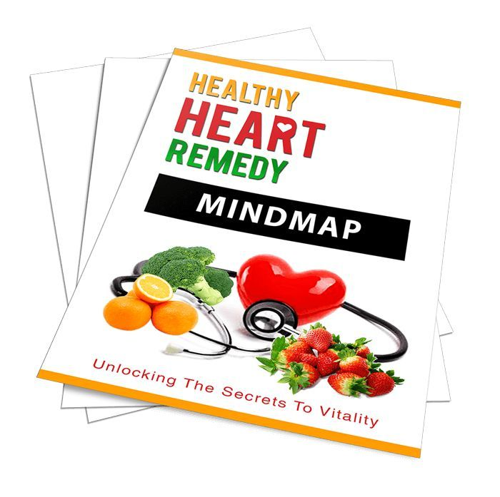 Heathy Heart Remedy Mindmap