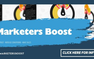 Marketers Boost Review – How to build trust and engagement online