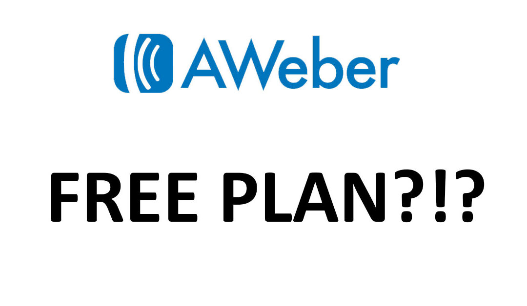 Aweber Free Plan – Aweber Introduced a Free Plan For Email Marketers