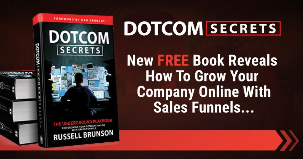 Dotcom Secrets by Russel Brunson