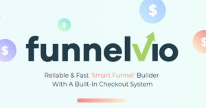 Funnelvio Funnel Builder