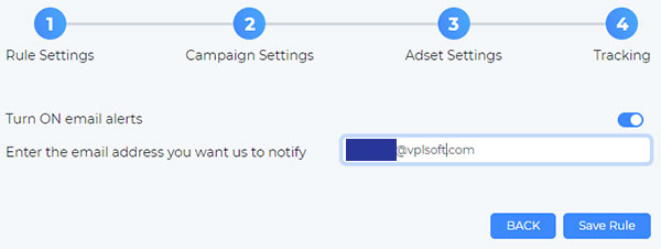 Postley Rule definition - Creating a campaign