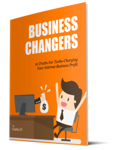 Business Changers Cover