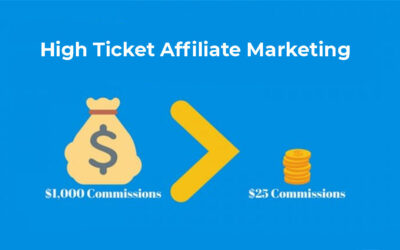 High Ticket Affiliate Marketing – How to Increase Your Affiliate Commissions